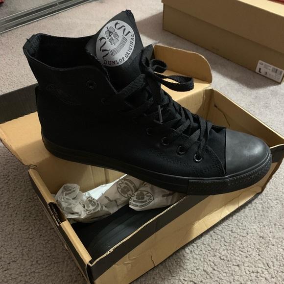 Shoes   Dunlop Original Canvas High Top